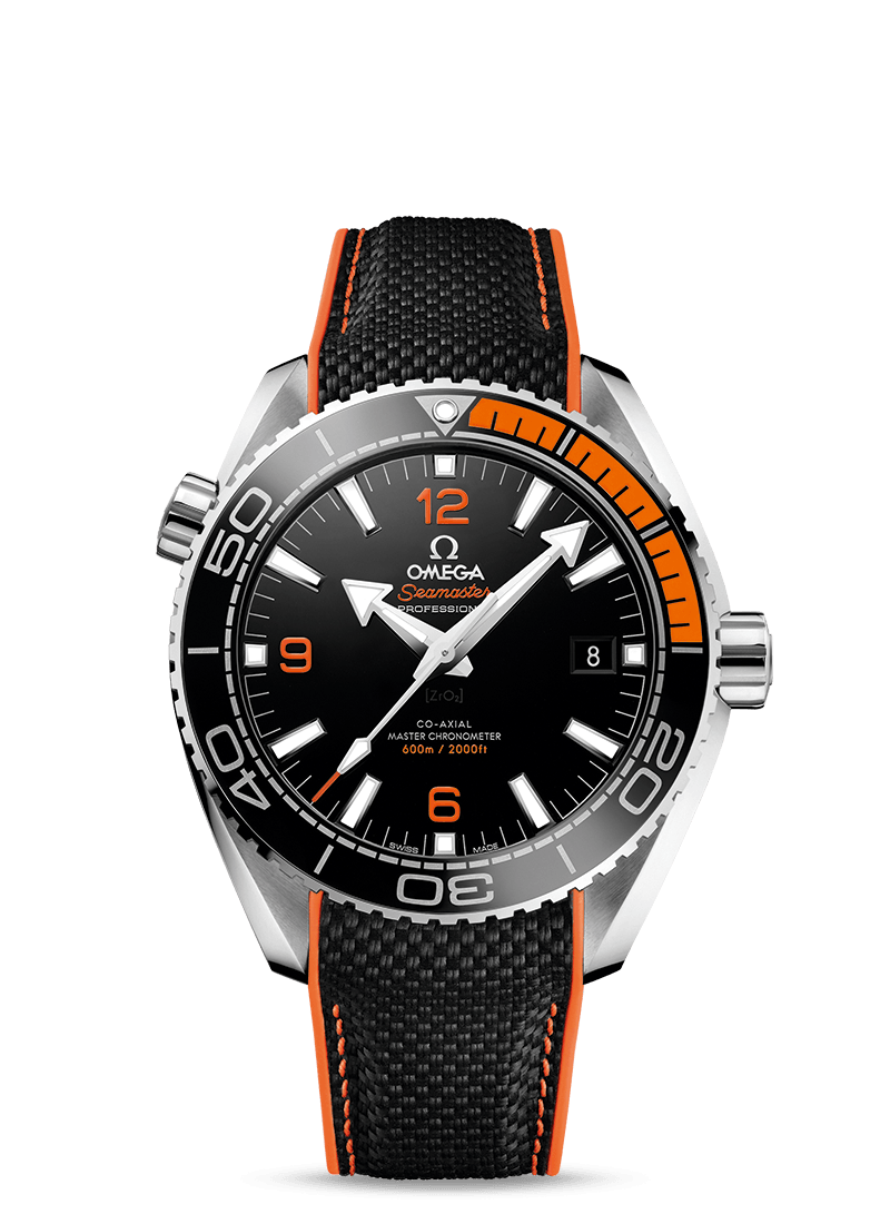 PLANET OCEAN 600 M OMEGA CO-AXIAL MASTER CHRONOMETER 43.5 MM