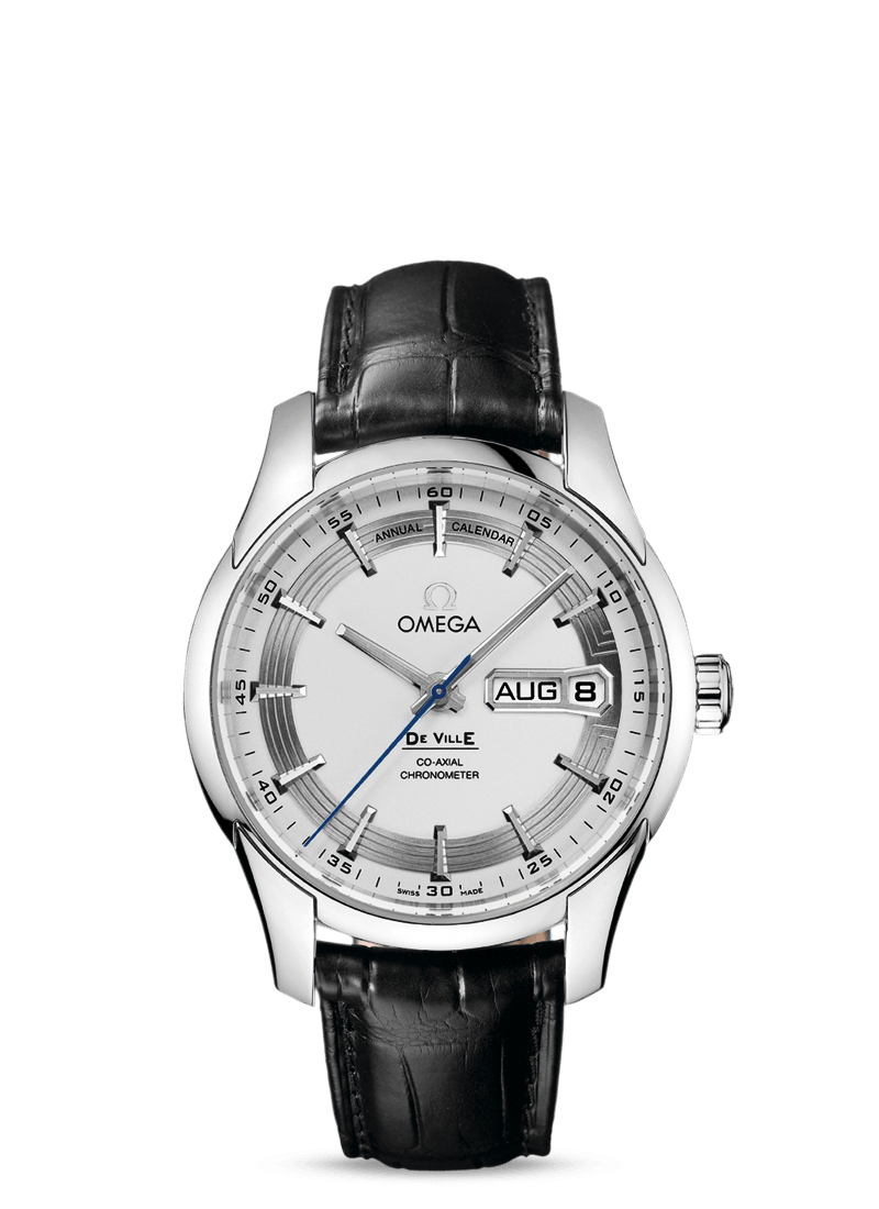 HOUR VISION OMEGA CO-AXIAL ANNUAL CALENDAR 41 MM
