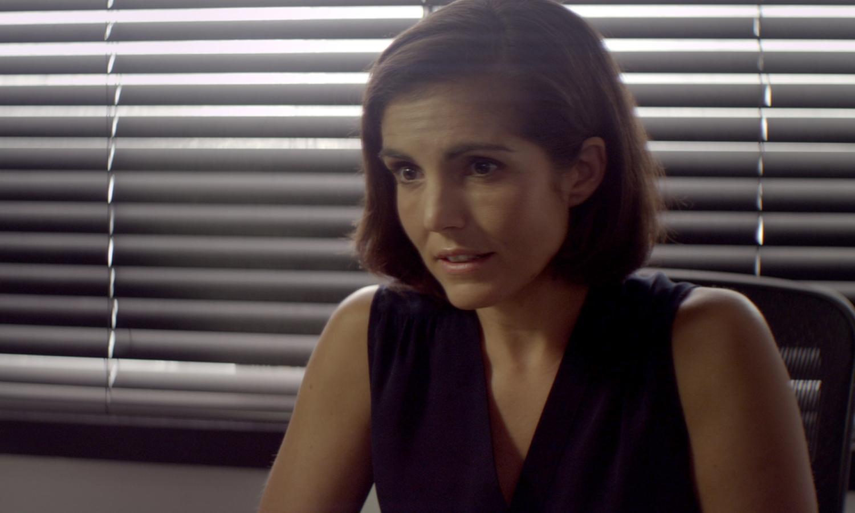Maria Pallas as Nadine