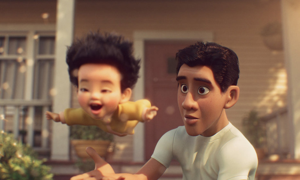 """Float"" by Bobby Rubio (Pixar)"