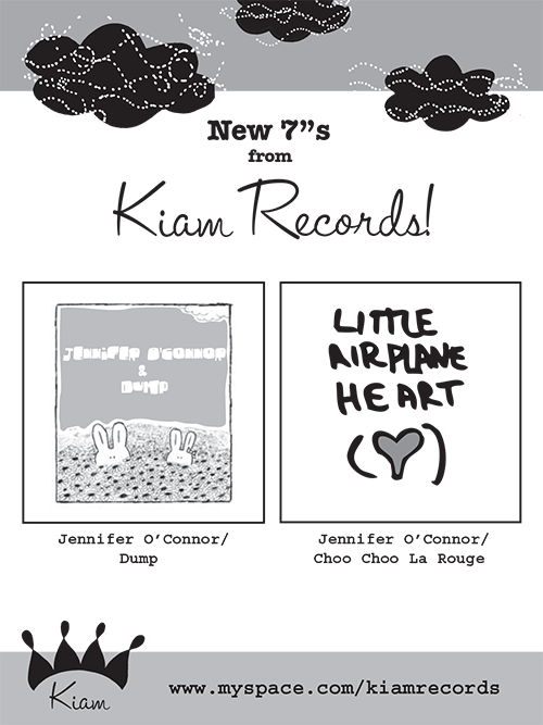 2007: Kiam Records  Big Takeover  Magazine Print Ad