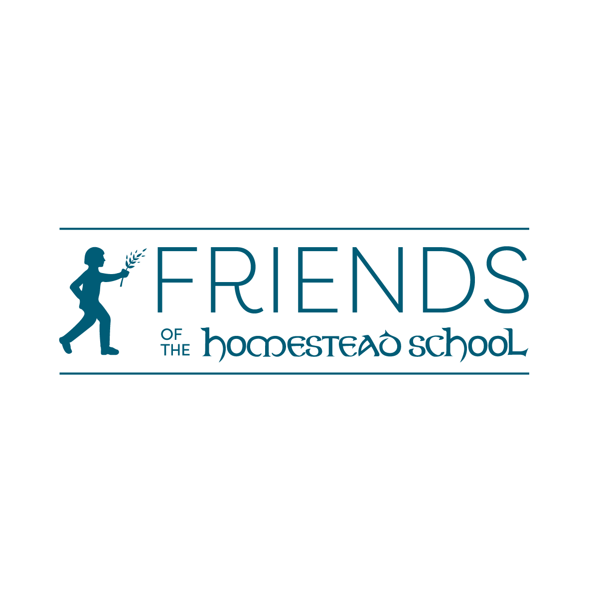 Friends of Homestead School | Glen Spey, NY   Friends of Homestead School is a not-for-profit entity of The Homestead School, in Glen Spey, NY. The Homestead School has a logo that is well-known in the area so it makes sense that elements of it be incorporated into this new entity.