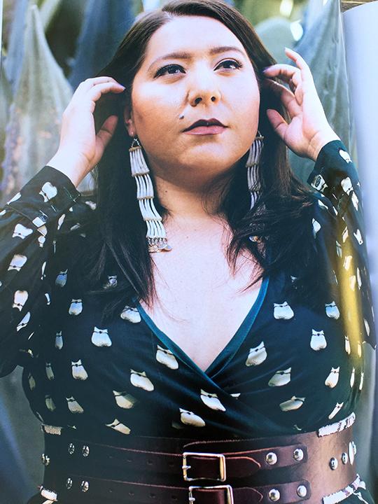 Bethany Yellowtail - Native Fashion Designer Icon