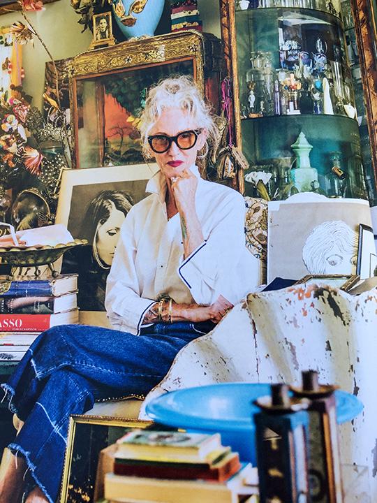Linda Rodin - Stylist, Beauty Entrepreneur