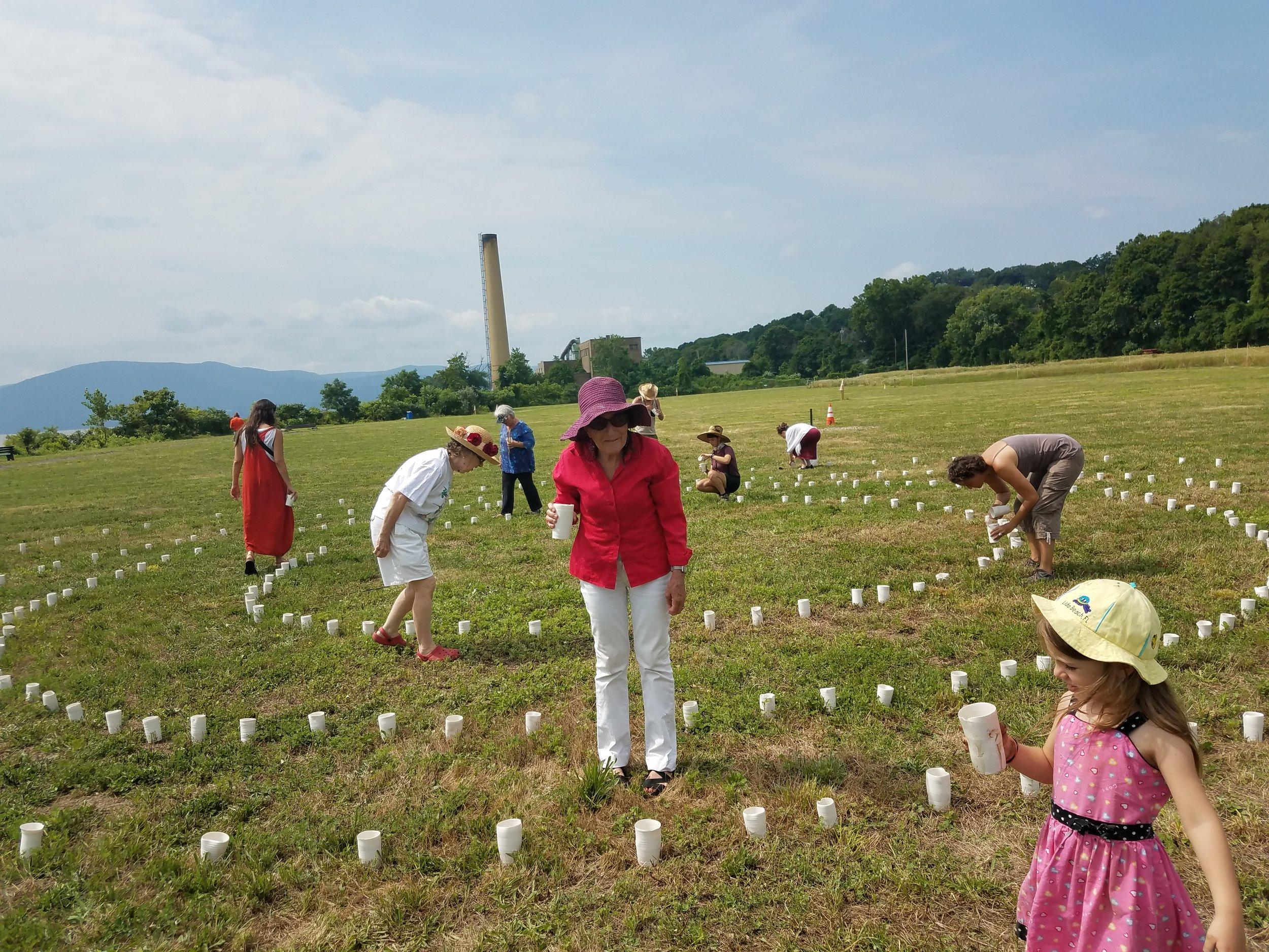 Newburgh water ceremony: 7/23/17