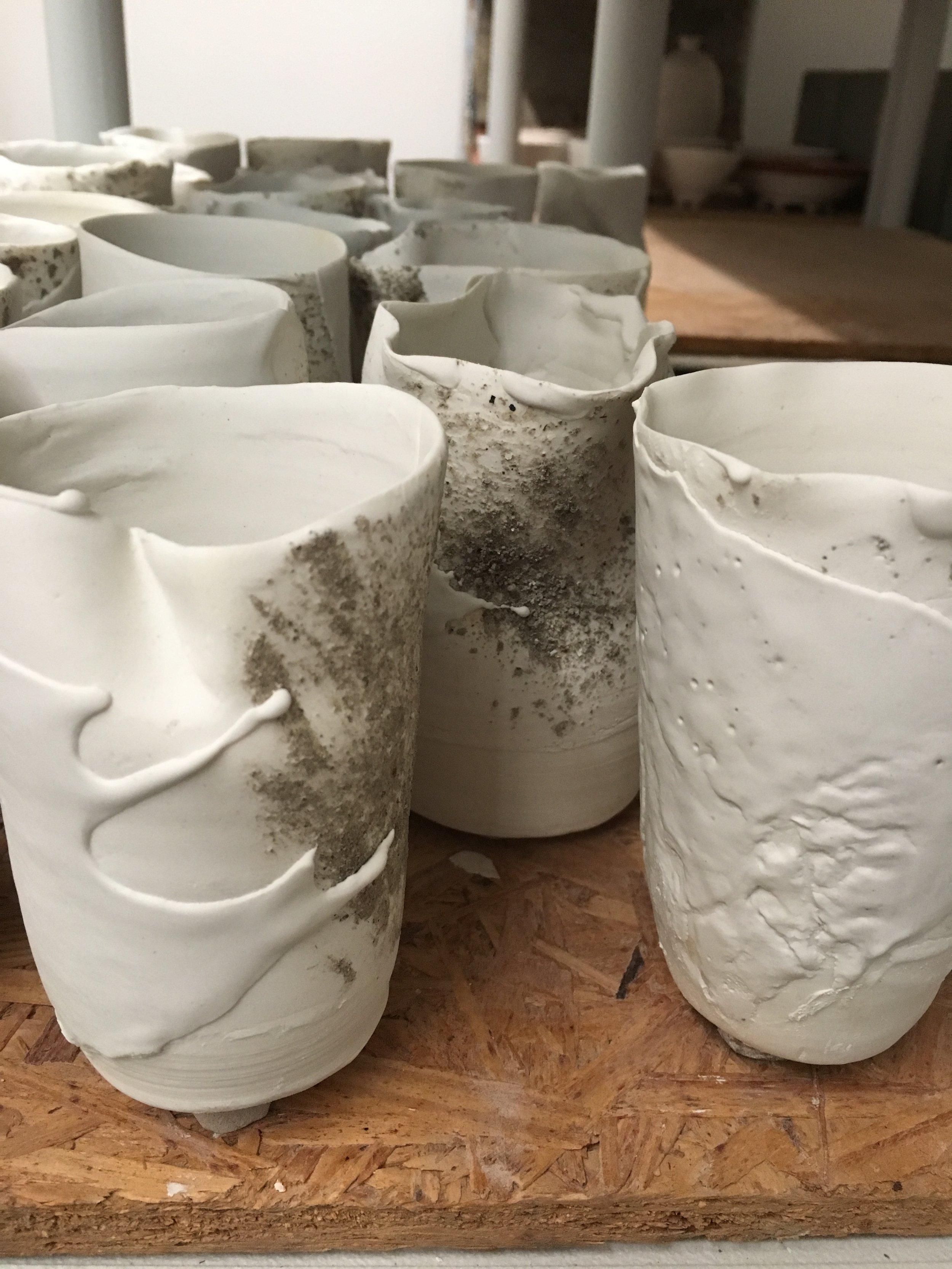 thick snowcap shino and ash