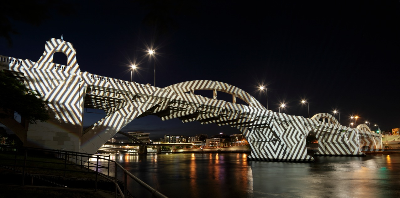 Britt Salt_William Jolly Bridge Projection 2018
