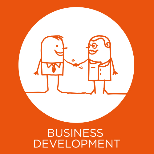 Business development for professional services