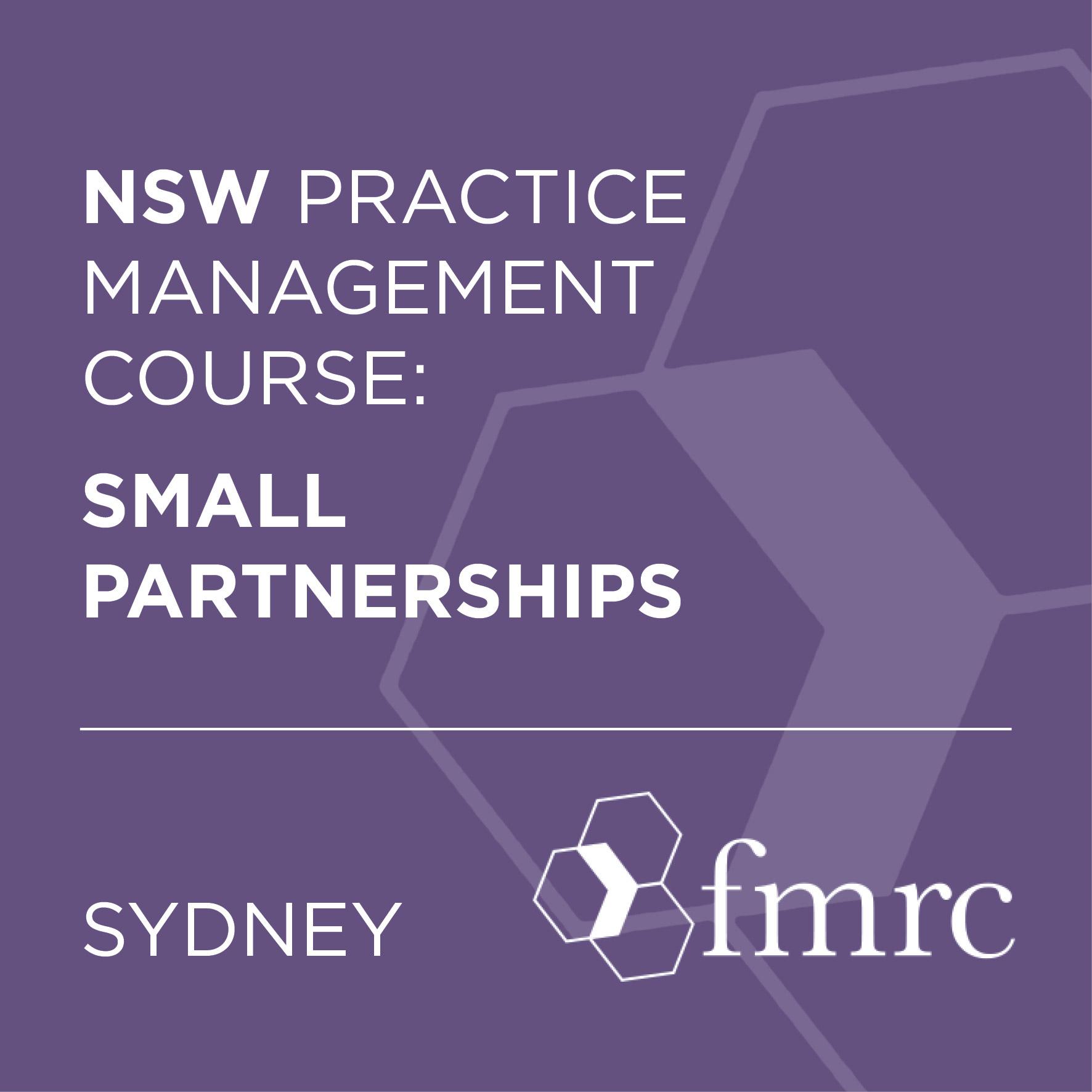 fmrc workshop sydney