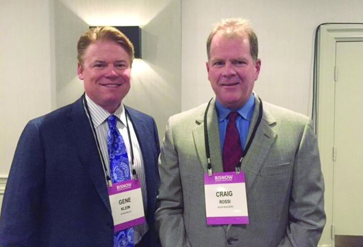 Gene Klein - CEO BarkerBlue and Craig Rossi - President of Rossi Builders