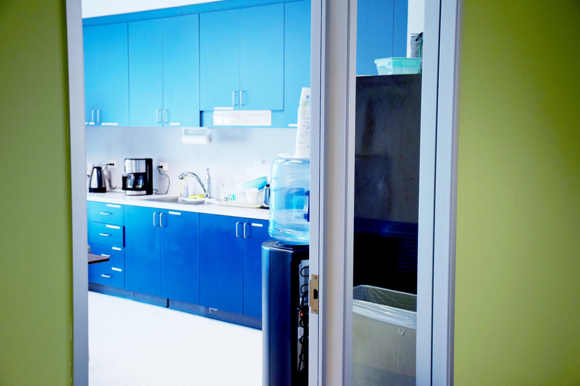 Kitchen and Break Area