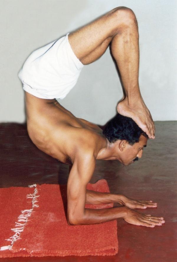 Safe Flexibility & Back Bending Techniques- Atmavikasa yoga