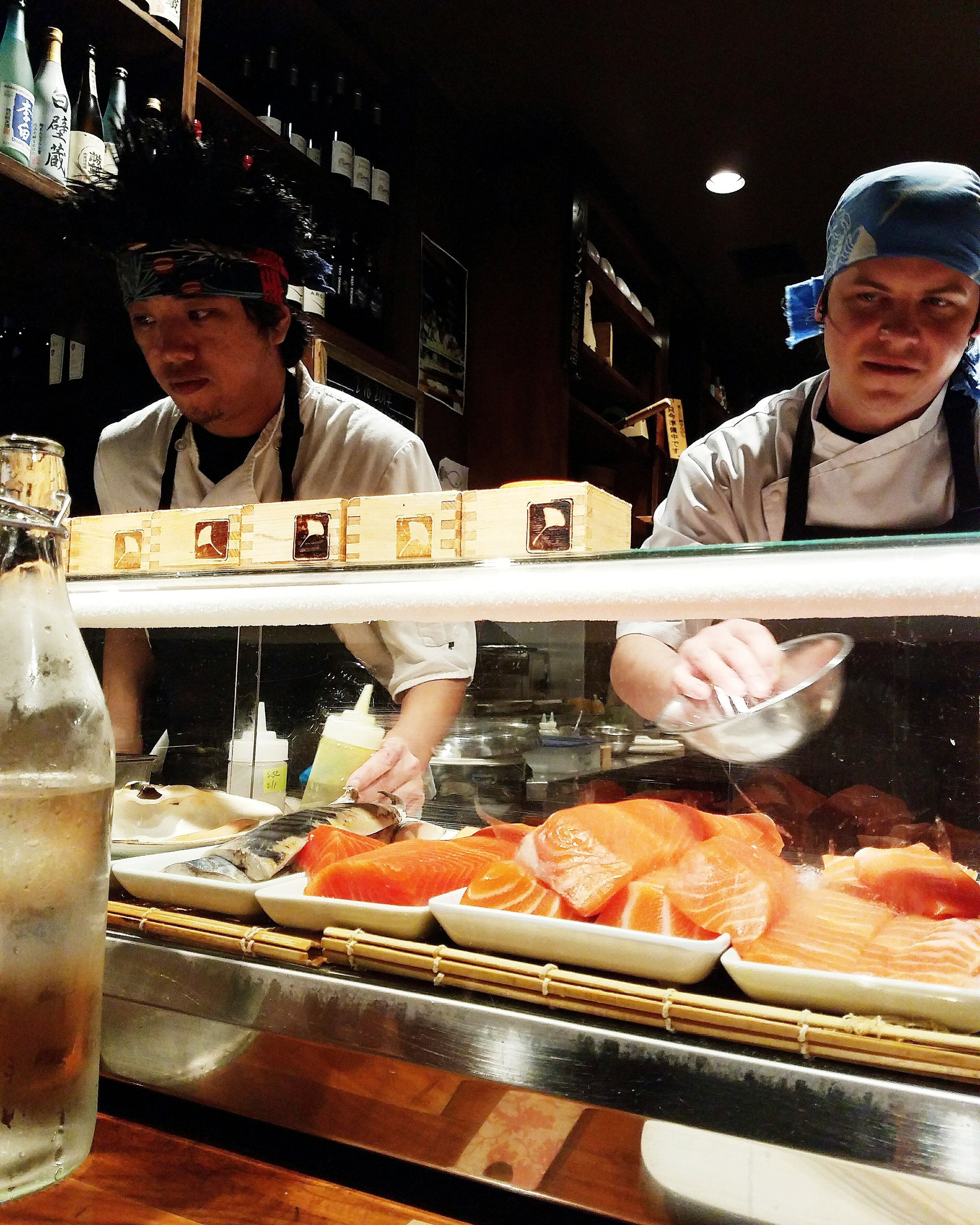 Sushi Counter, Uchi