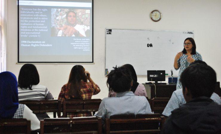 Alice Airlangga Lecture