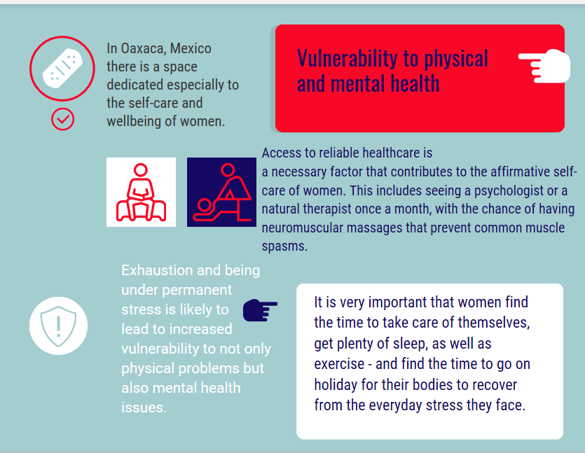 VULNERABILITY TO PHYSICAL AND MENTAL HEALTH