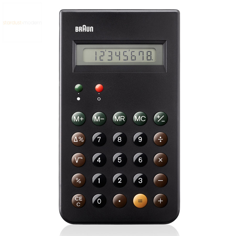 The Braun ET66 Calculator (source: https://www.stardust.com/braun-ET-66-calculator.html_