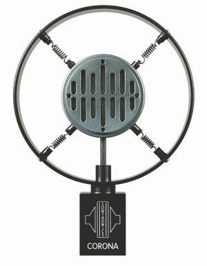 Sontronics 'Corona' Dynamic Microphone (source: Sontronics Microphones)