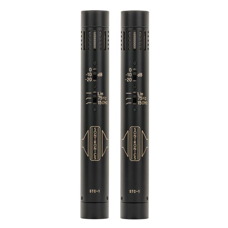 Sontronics STC-1S matched pair (source: Sontronics Microphones)