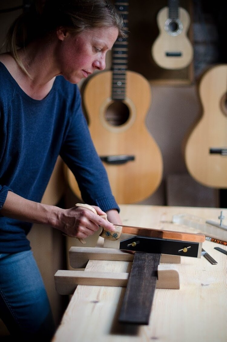 This article is written by Tom Sands Guitars contributor, Susie Chillcott
