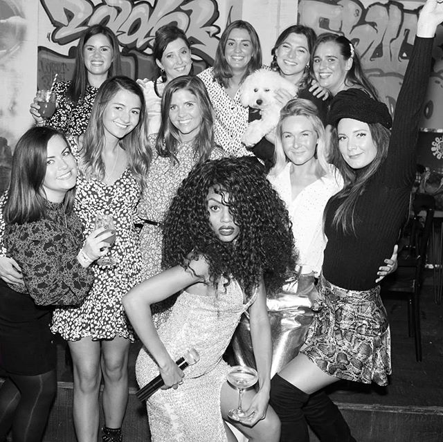 All the snaps from Saturday's Disco Brunchin are up on FB now! 📷 #WeBeBrunchin