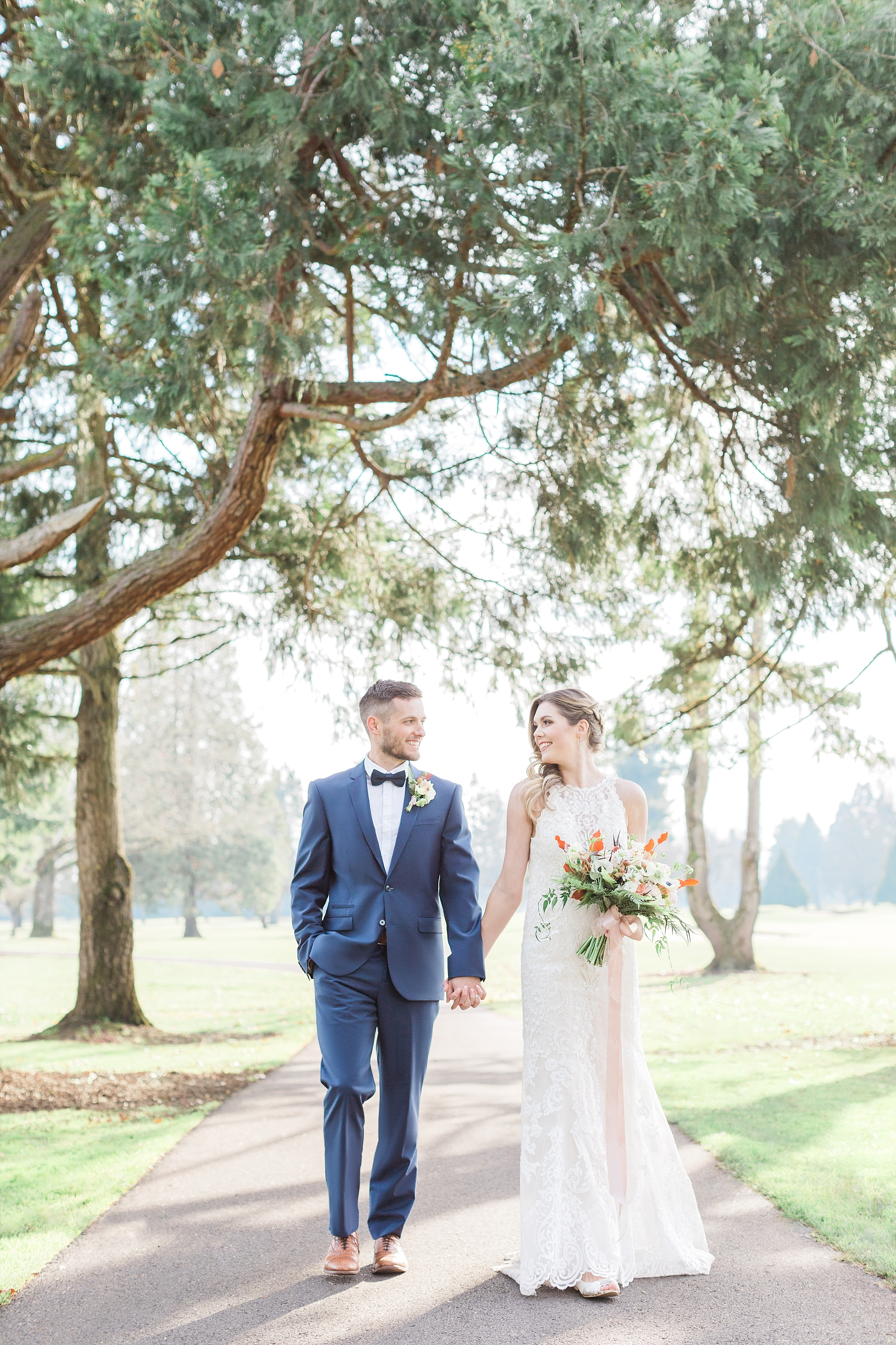 Heather Mills Photography -- Eugene Wedding