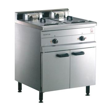 Falcon 350 twin pan fryer