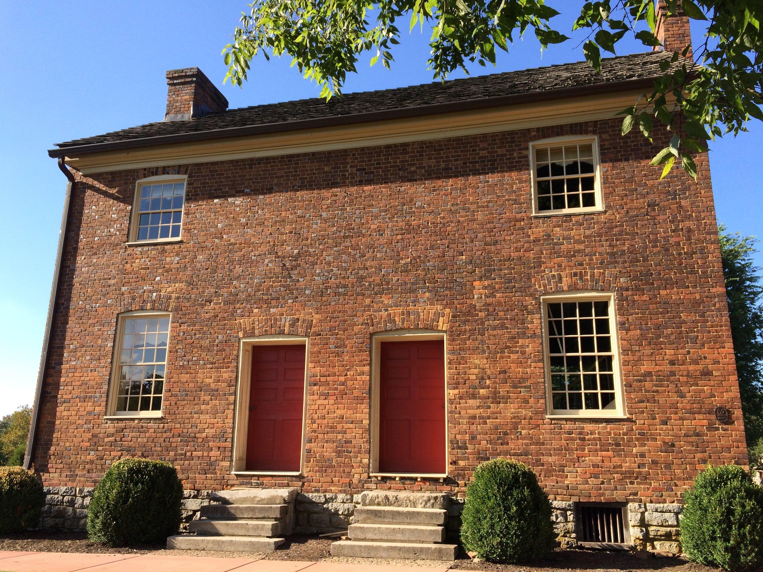 Historic window and door repair