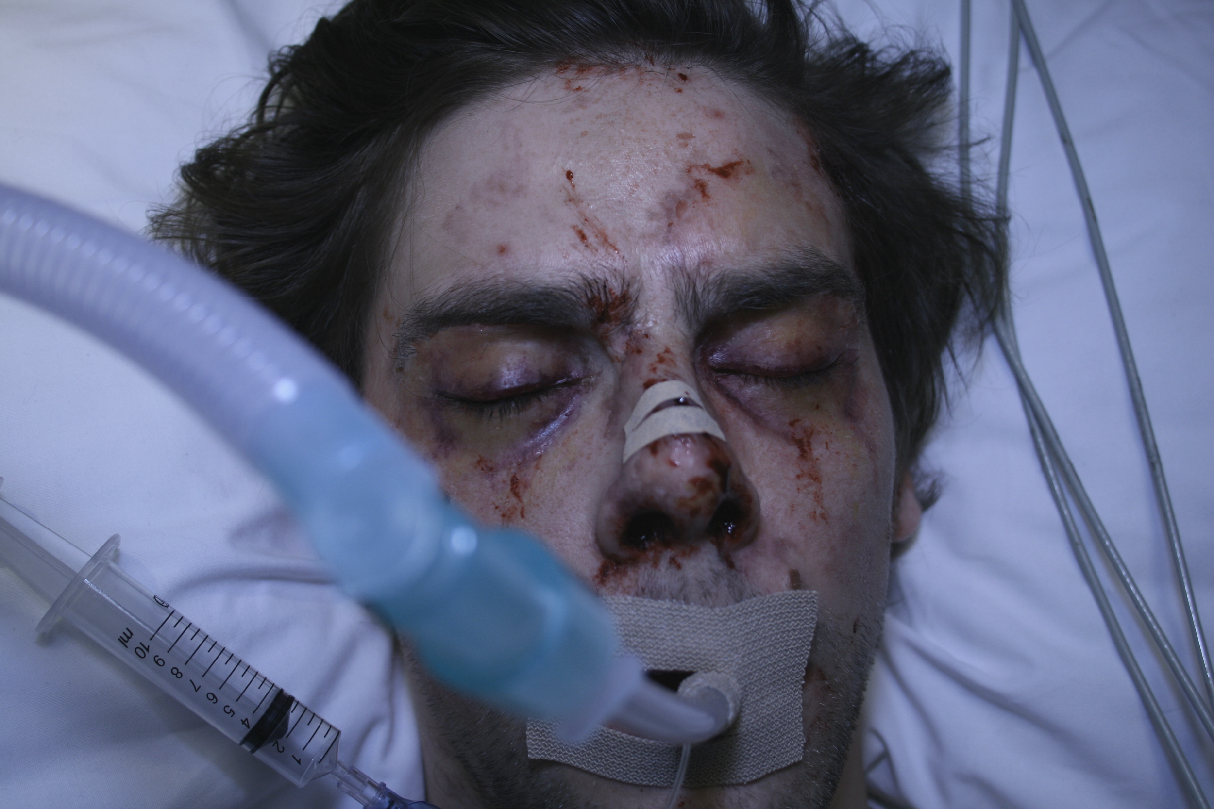 """Spfx make up for the project """" THE CLIFF """" Designed and applied by Asta"""