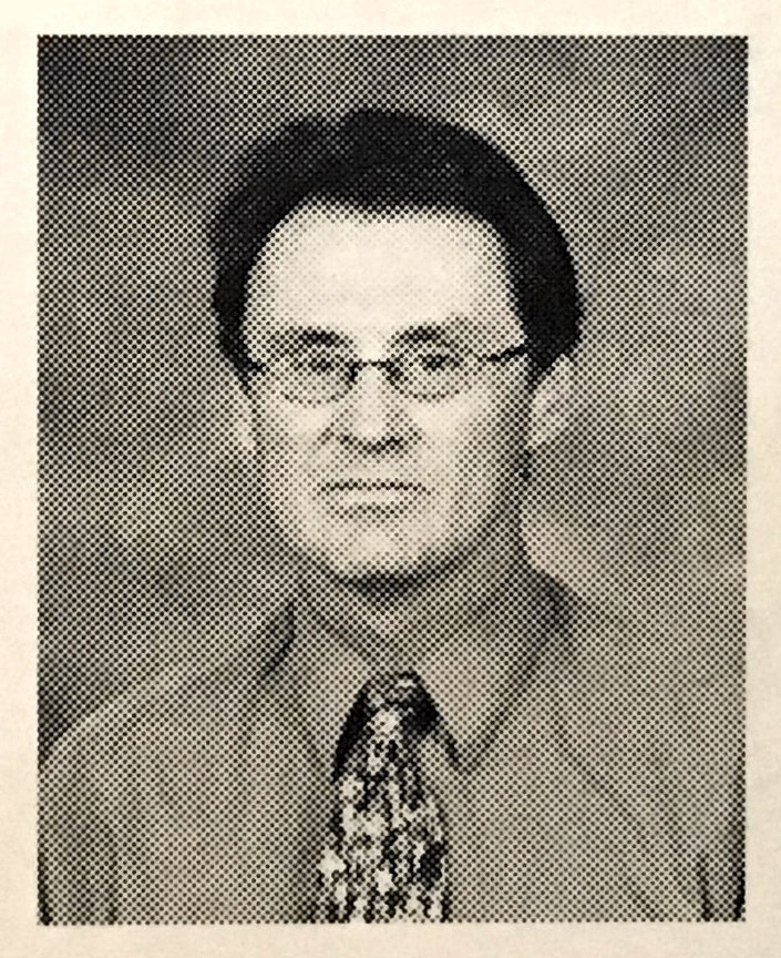 Mr. Wood, 2004 Yearbook