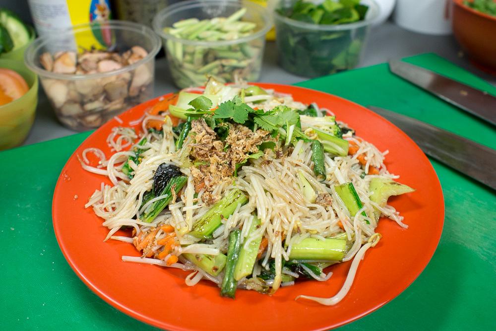 Asian Pot lunch Darwin City