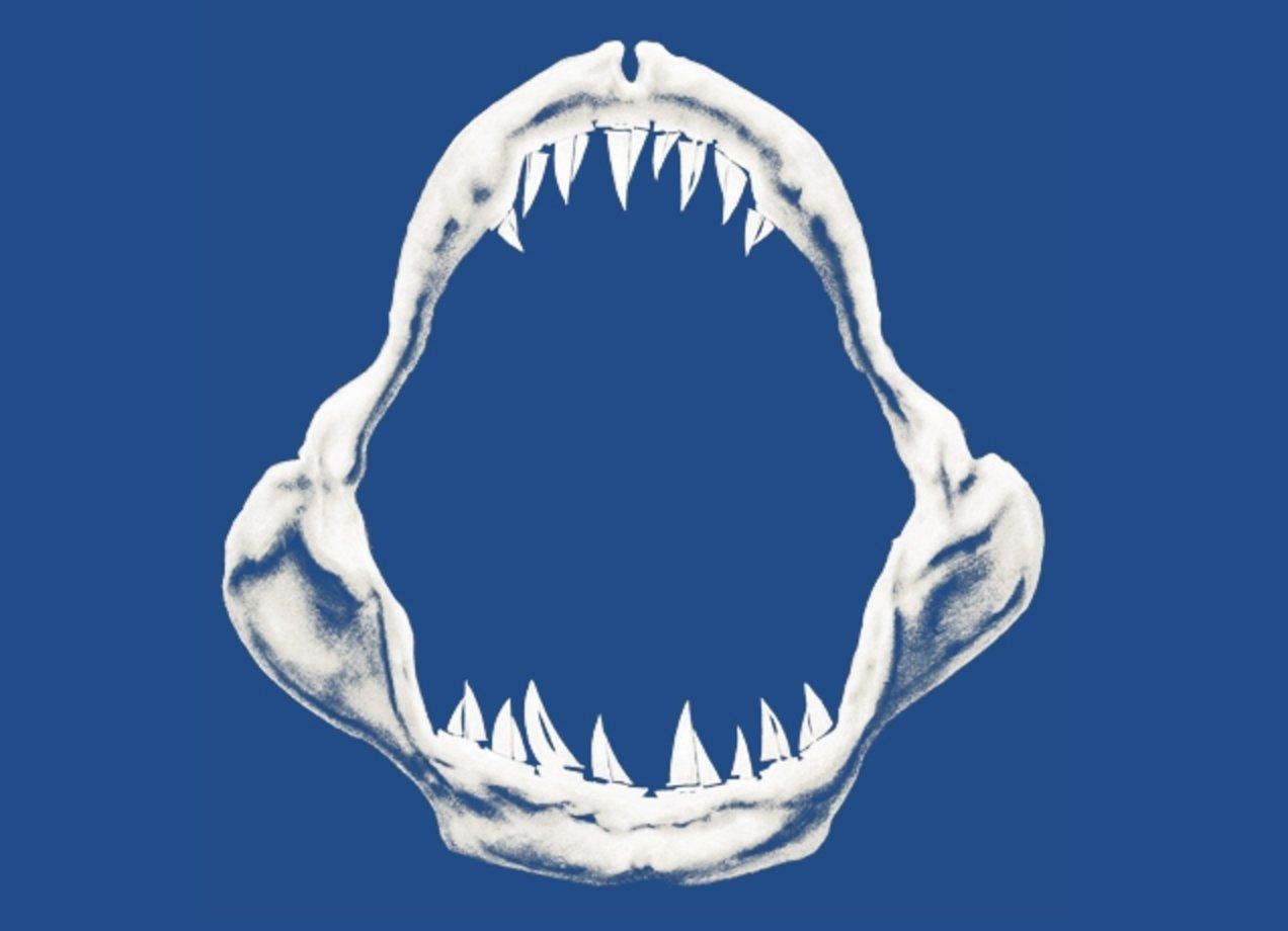 OPTION 3:  DOOM REGATTA   // Design by  @Mr Rocks   Available Options: Mens Jersey Tank, Mens Triblend Tee — Womens Triblend Tee, Womens Racerback Tank — Kids Tee — Baby Bodysuit — Toddler Tee