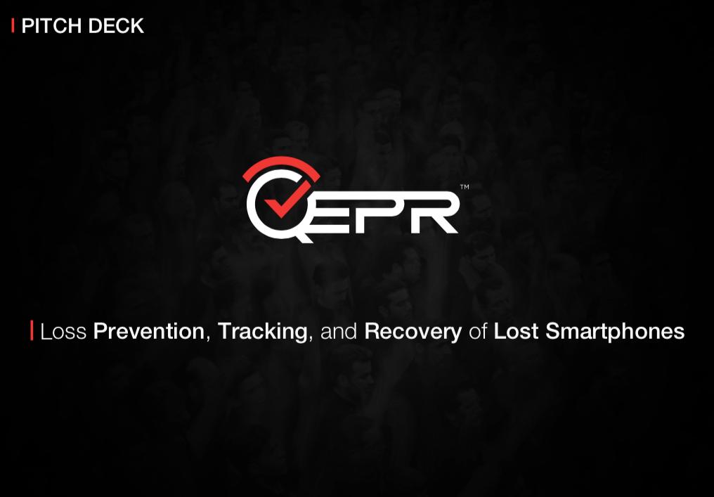 QEPR. Pitch Deck