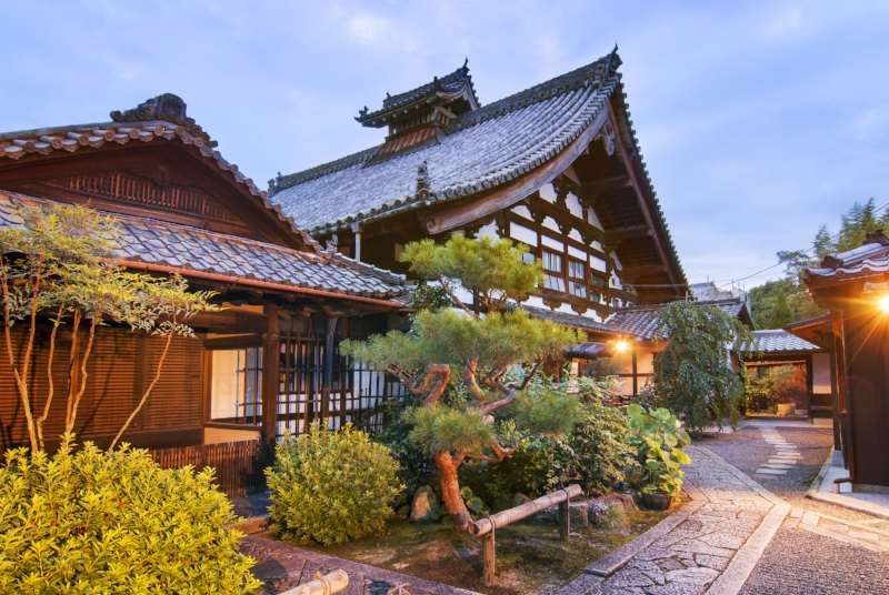 Shunko-in Temple, Kyoto. Shunko-in means  Temple of the Ray of Spring Light , which felt encouraging for a bitterly cold January in Japan.