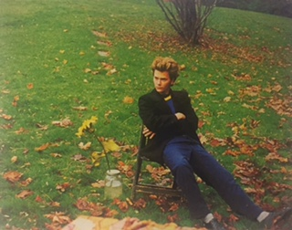 Photo from a review of My Own Private Idaho I ripped from US Weekly October 1991