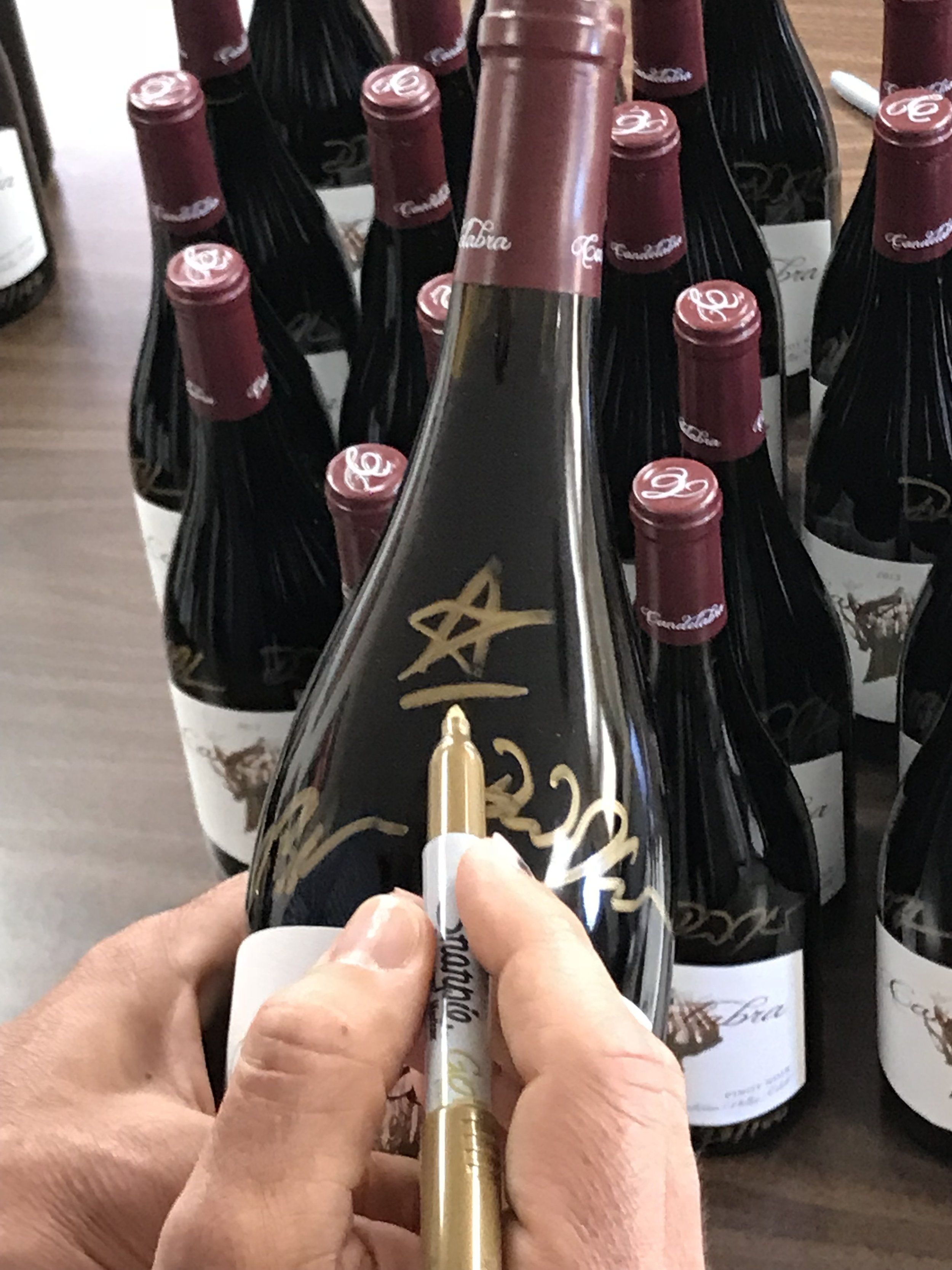 Special Star means you are qualified to take a trip with Wine To Water