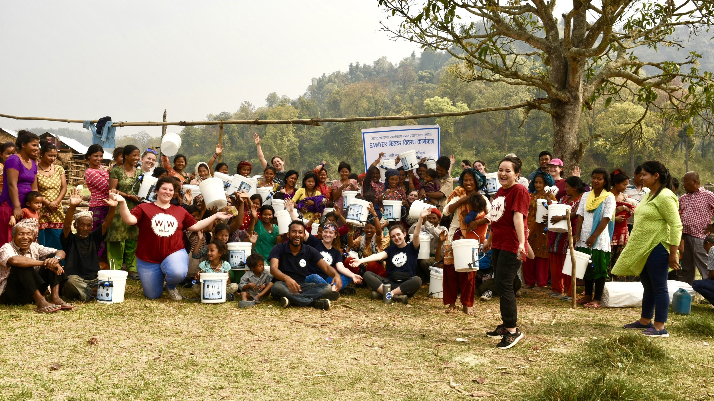 The community of Pyauli.