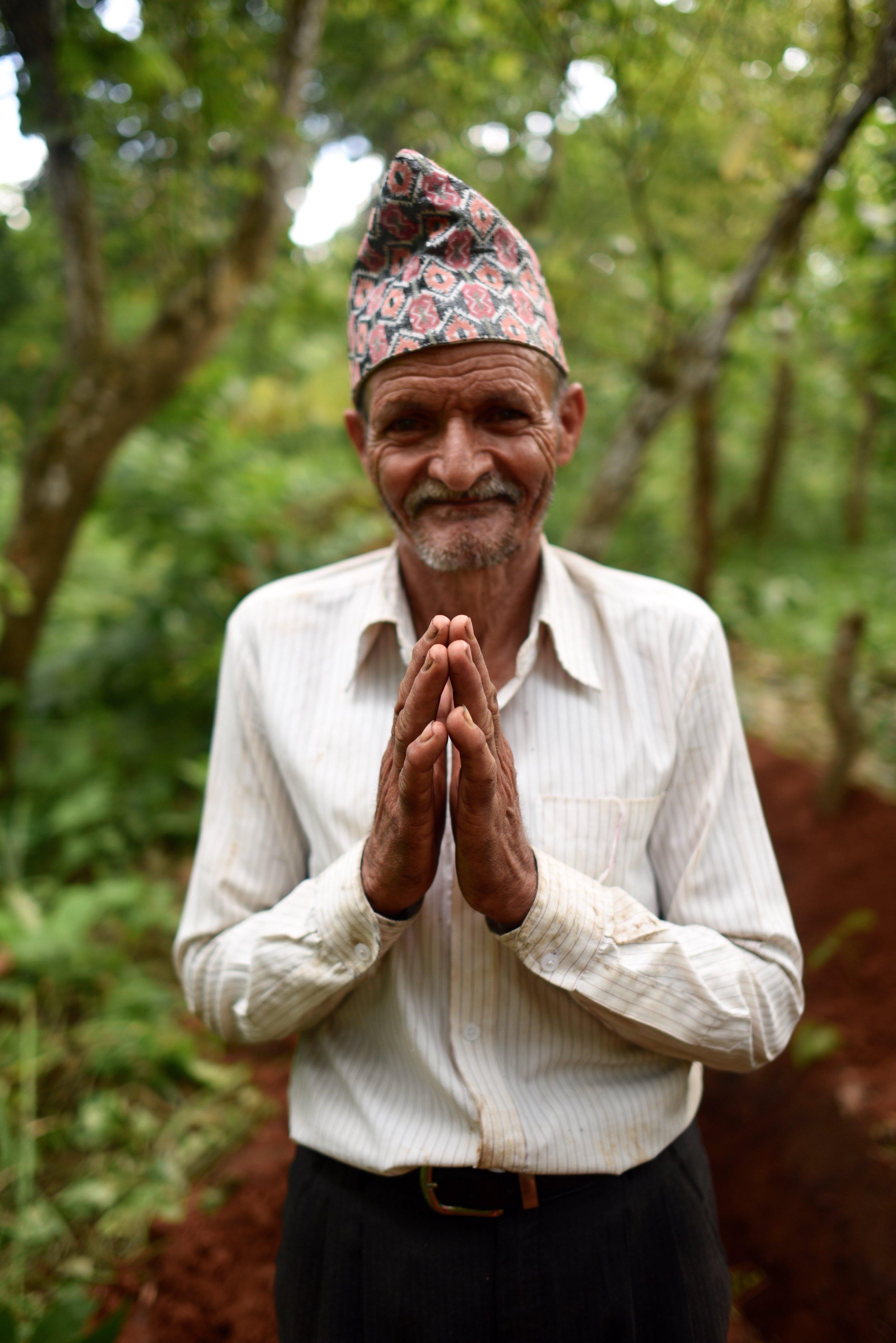 WUGC President— Mr. Gyan Bahadur Kafle