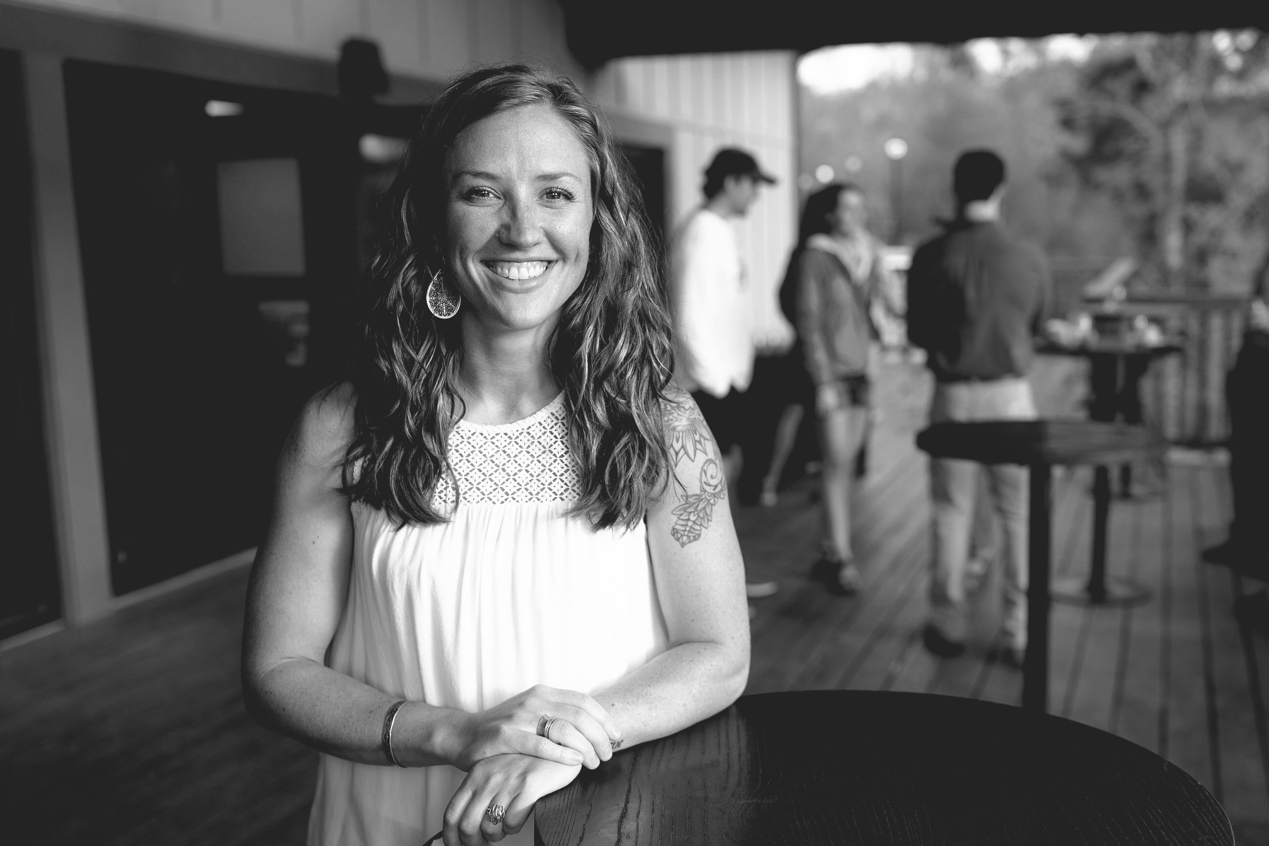 Madi Barker, Development Manager