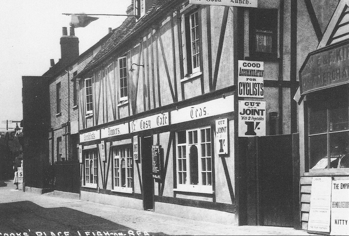 Cook's Place, High Street