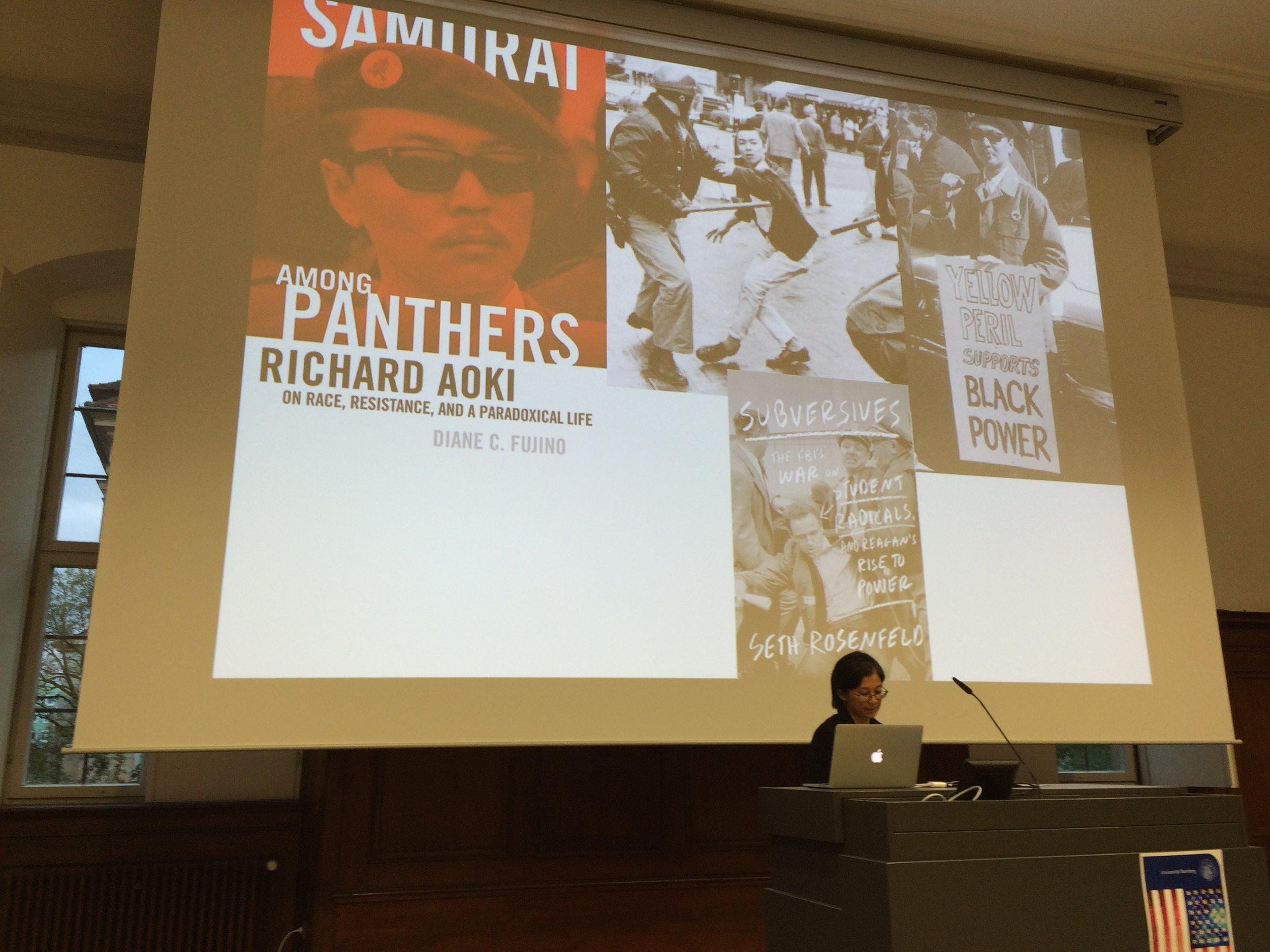 Prof. Cheryl Higashida