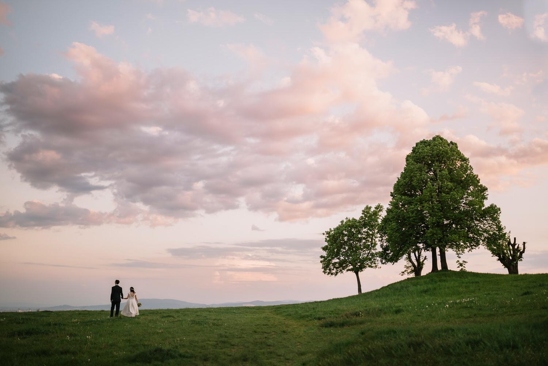 """""""Am Himmel"""" heiratet sichs doch am besten"""