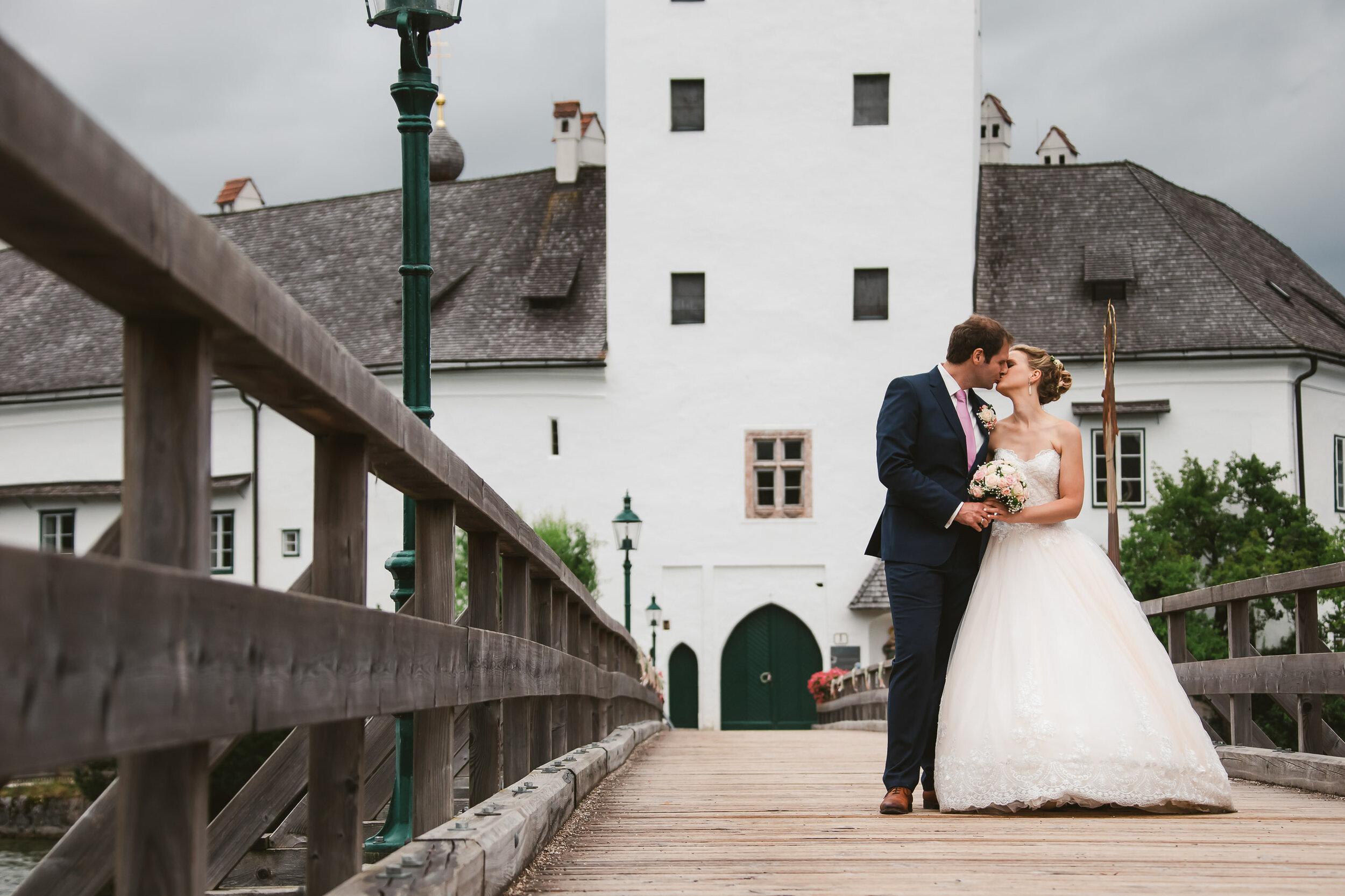 Hochzeit Von Michi Franz Schloss Orth An Der Donau