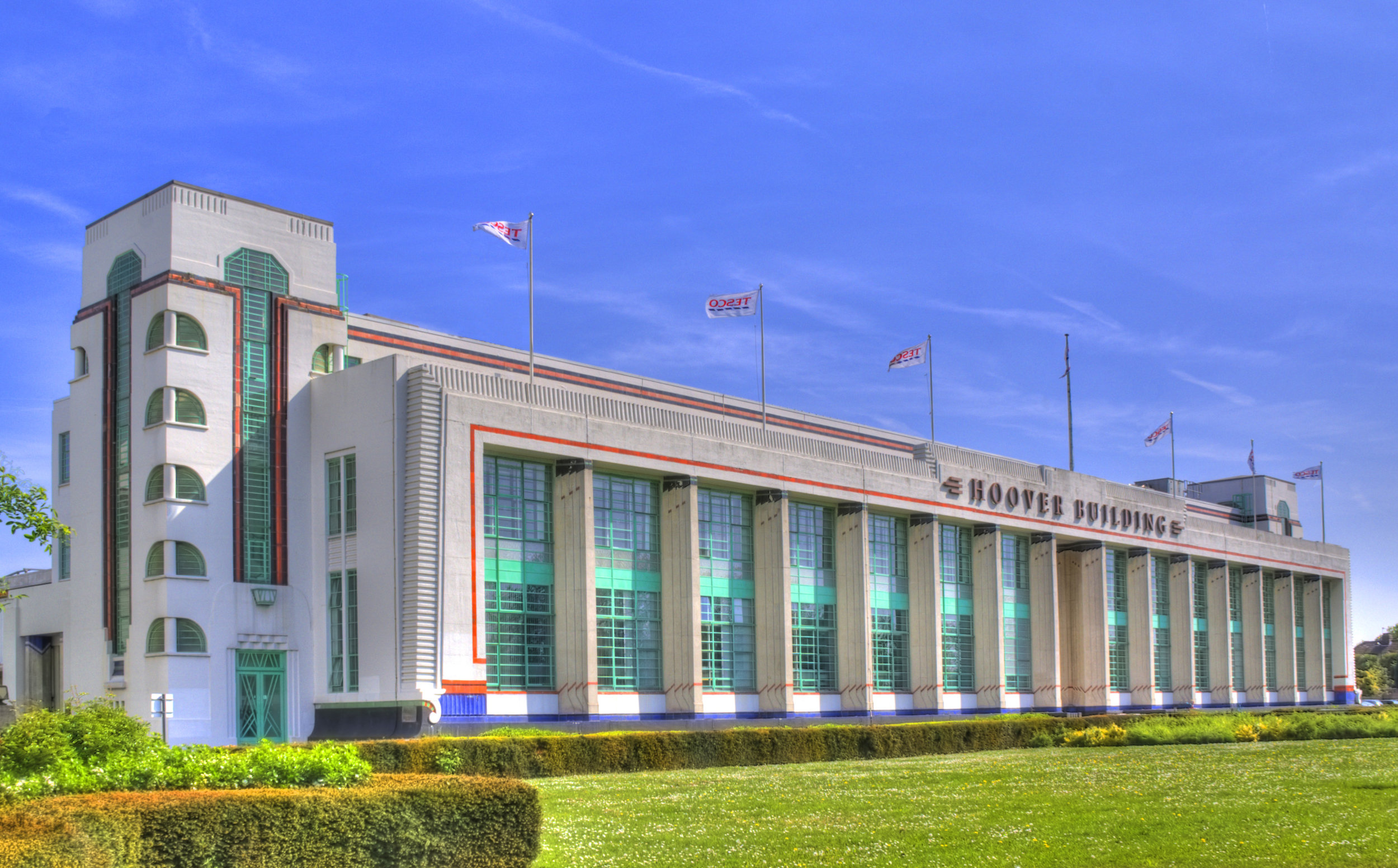 The Hoover Building, London 1932
