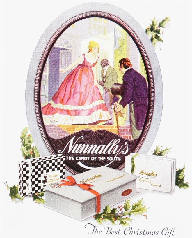 Nunnaly's: The Candy of the South, 1920s