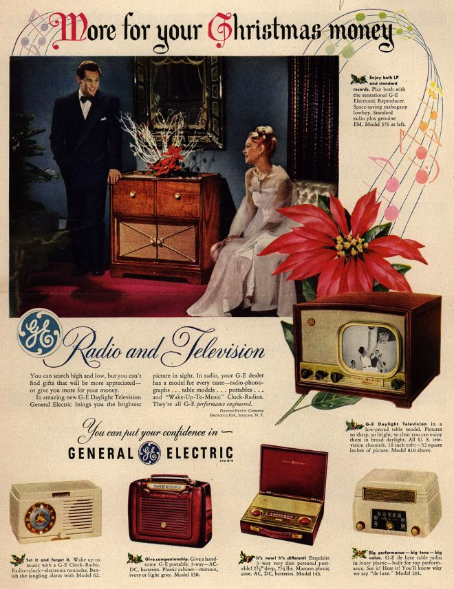 General Electric Company's Various, 1948