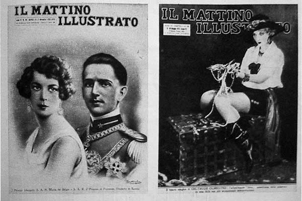 """Il Mattino Illustrato"" was founded in 1924"