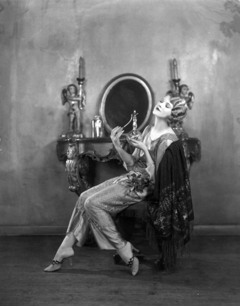THALIA BARBAROVA Anglo-Russian stage and silent film actress,1925