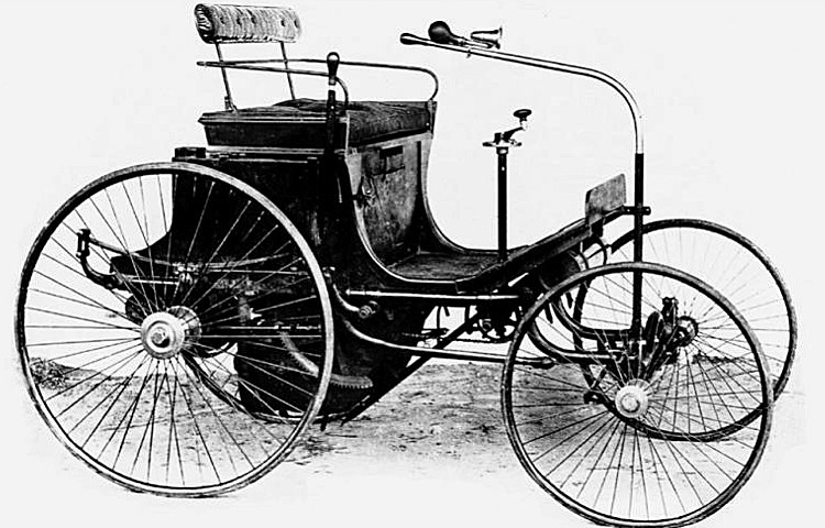 The Peugeot Type 3, one of the greatest invention that changed people's life during the Belle Epoque