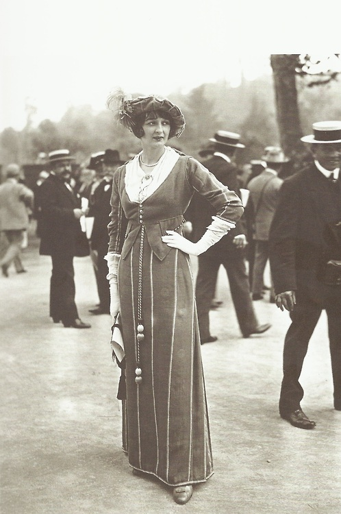 Jeanne Paquin creation, 1910