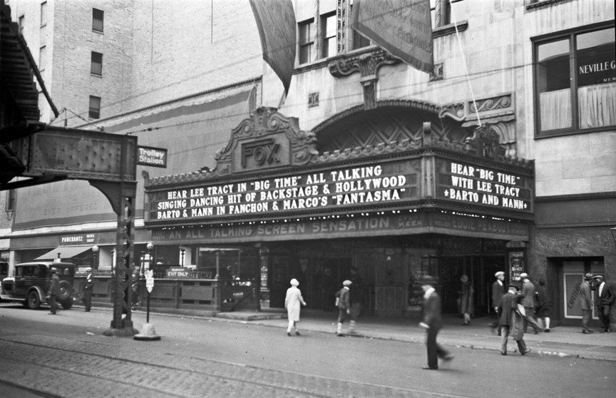 Fox Theatre, Brooklyn, 1929